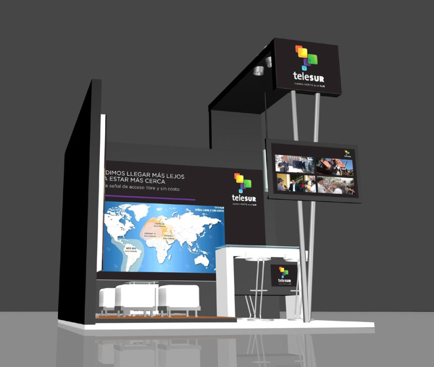 diseno stand online