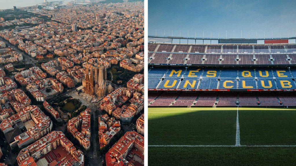 Barcelona Ciudad Barça