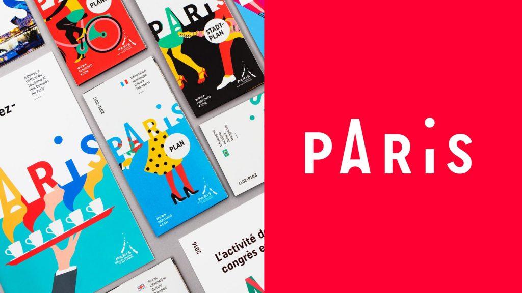 marca ciudad de paris