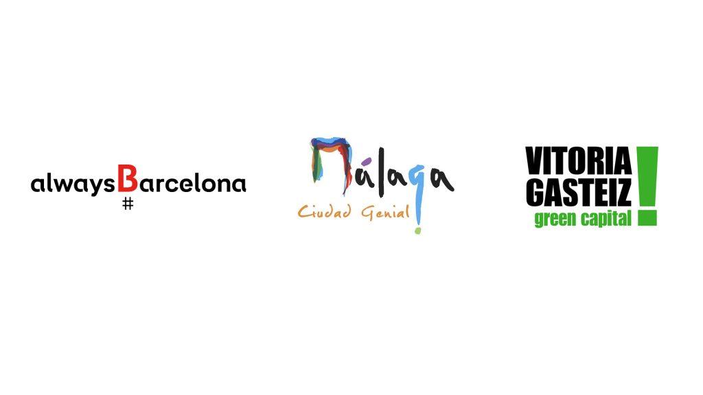 City branding barcelona malaga y vitoria gasteiz