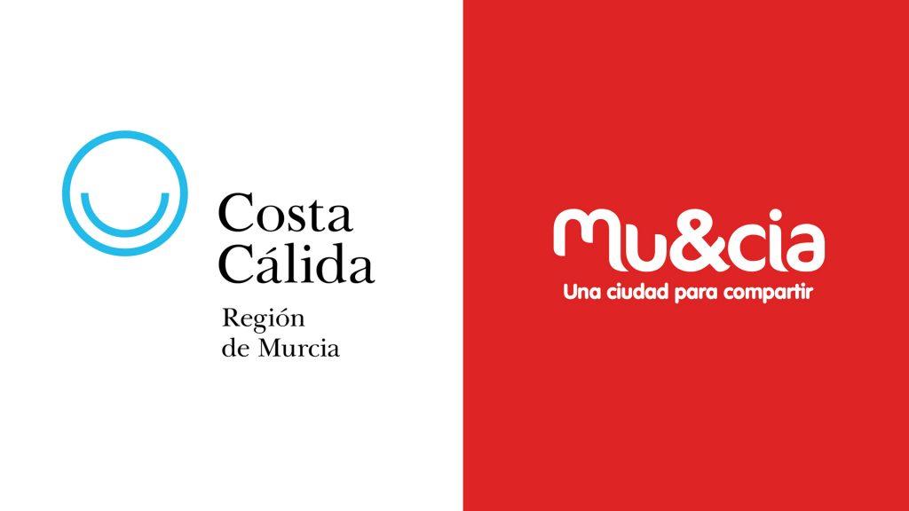 marca region de murcia y ciudad de murcia