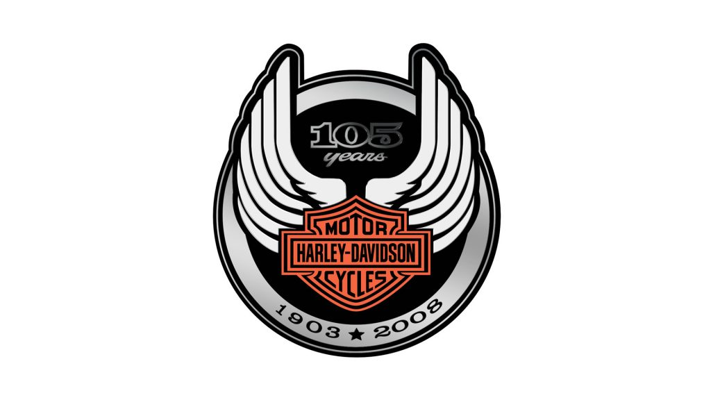 Harley-Davidson 105 aniversario