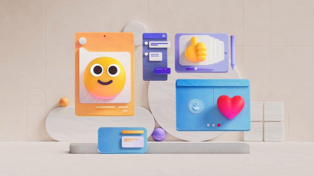 emojis de microsoft mucho mas expresivos