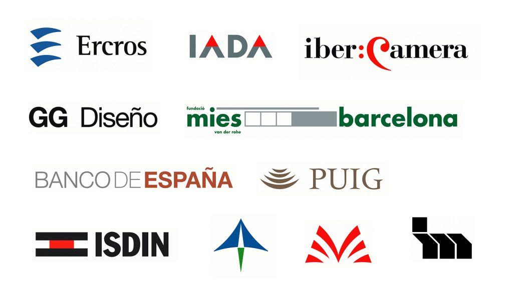 Logos diseñados por Yves Zimmermann