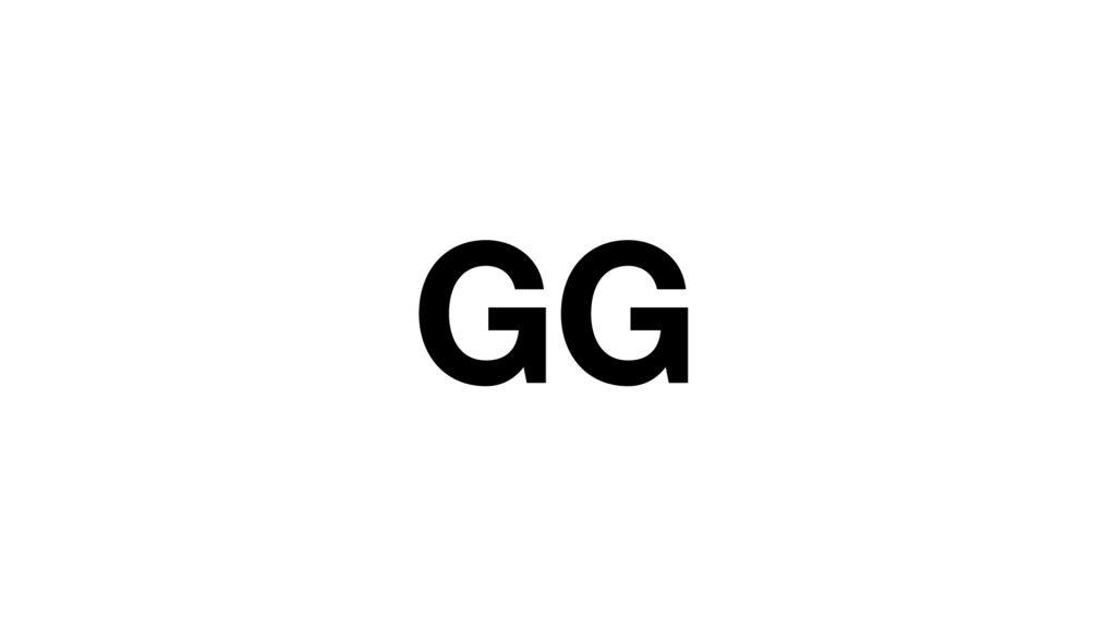 Gustavo Gili logo de Yves Zimmermann