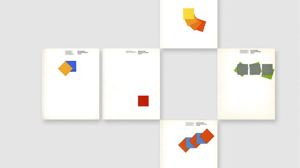 Diseño editorial estilo suizo por Yves Zimmermann