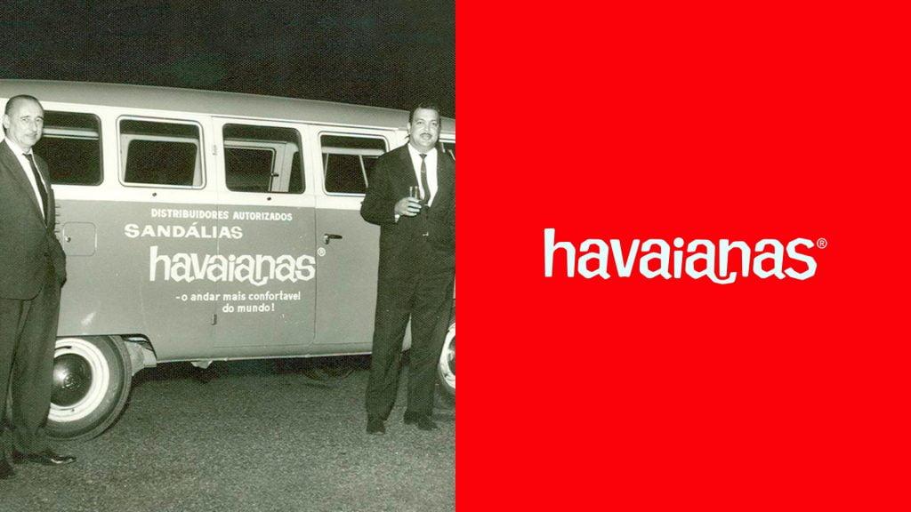 historia de Havaianas